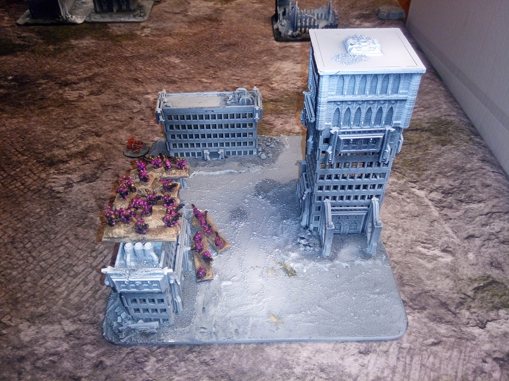 [06.08.19] Blood Angels vs Emperor's Children (3500 pts).  48470499751_b1a1b10a89_b