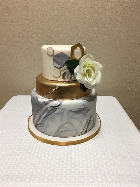 Cake by Sweet Escape Cake Shop