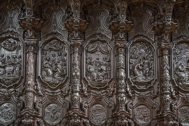 Mezquita-Catedral de Córdoba, sillería del coro