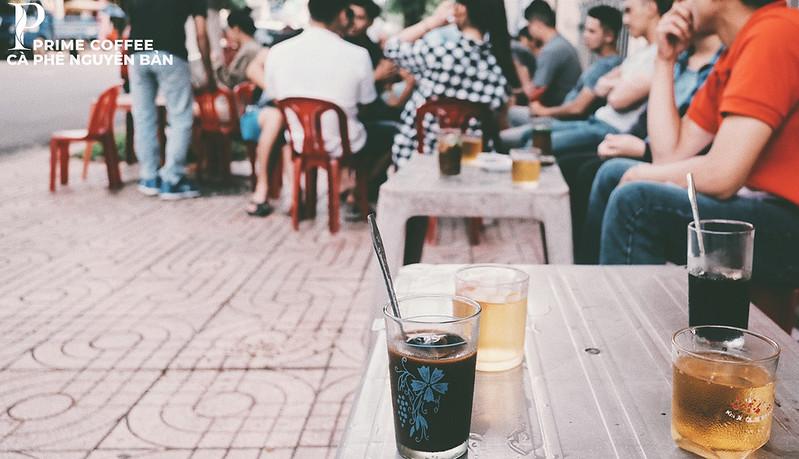 Văn hóa Cà phê vỉa hè - PrimeCoffee