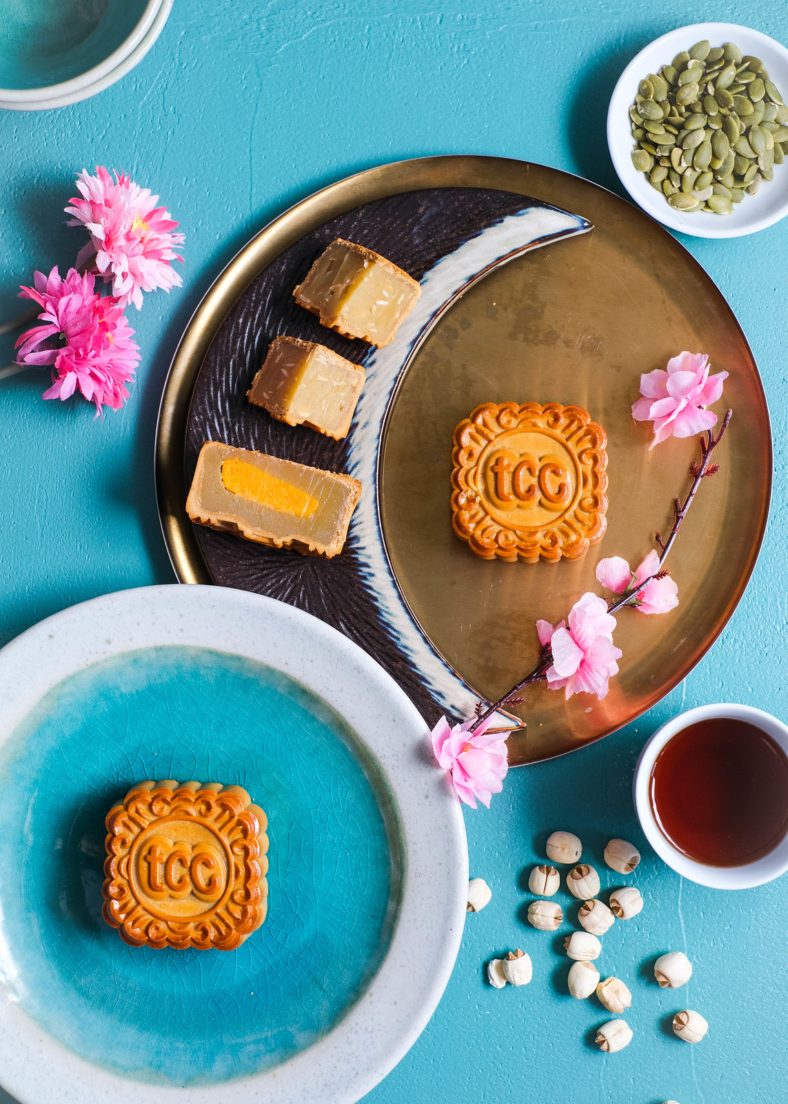 tcc Traditional Mooncakes