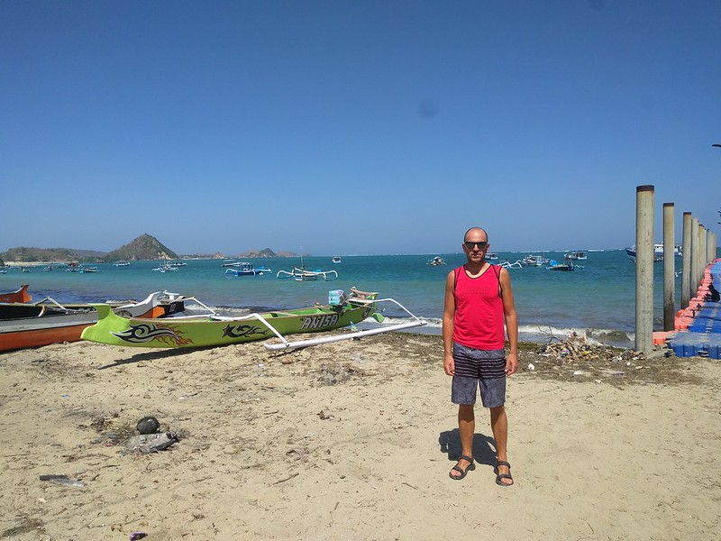 Playa de Kuta Lombok