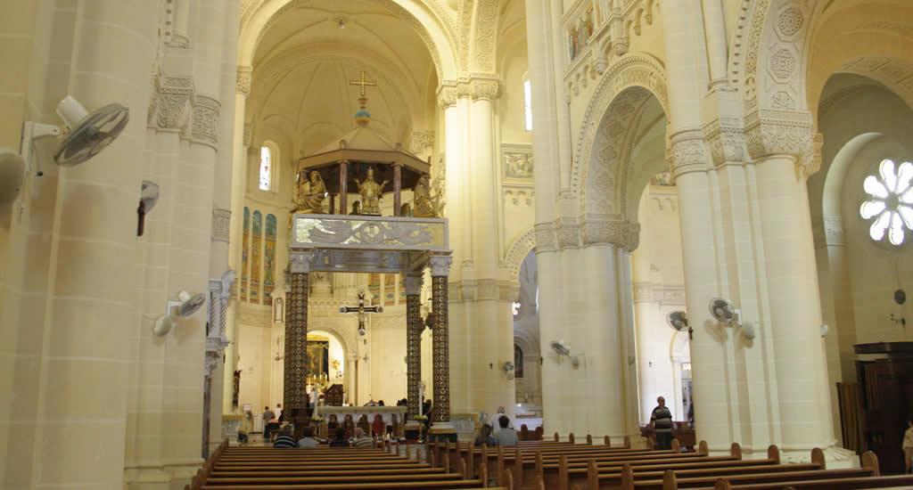 Gozo bezienswaardigheden: Basiliek Ta'Pinu | Malta & Gozo