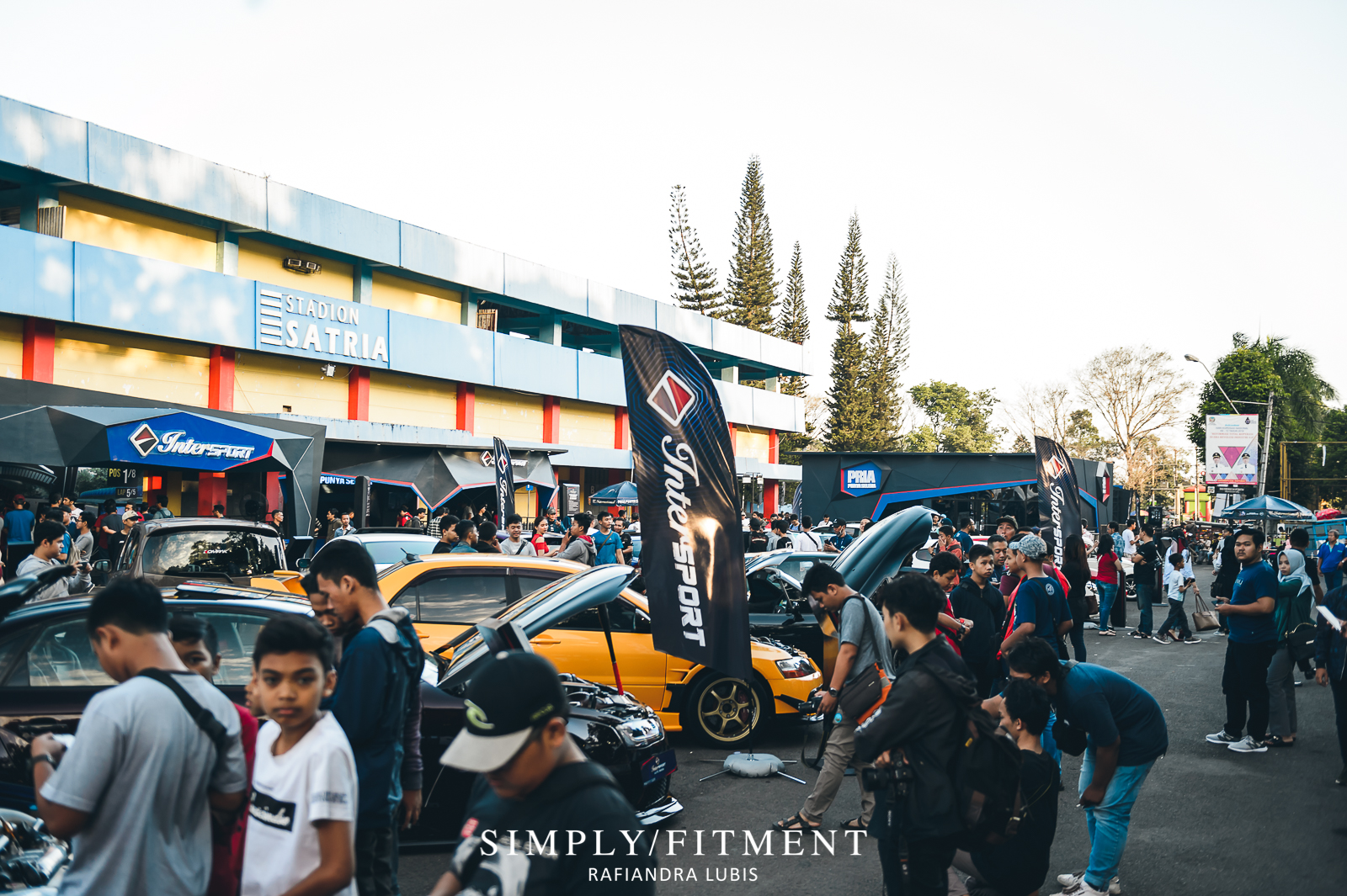 INTERSPORT AUTOSHOW PURWOKERTO 2019 - REAL CAR ENTHUSIAST IN PURWOKERTO
