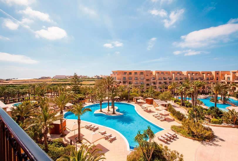 Accommodatie op Gozo: Kempinski Hotel | Malta & Gozo
