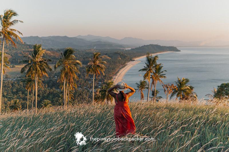 san vicente palawan tourist spot: Bato ni Ningning