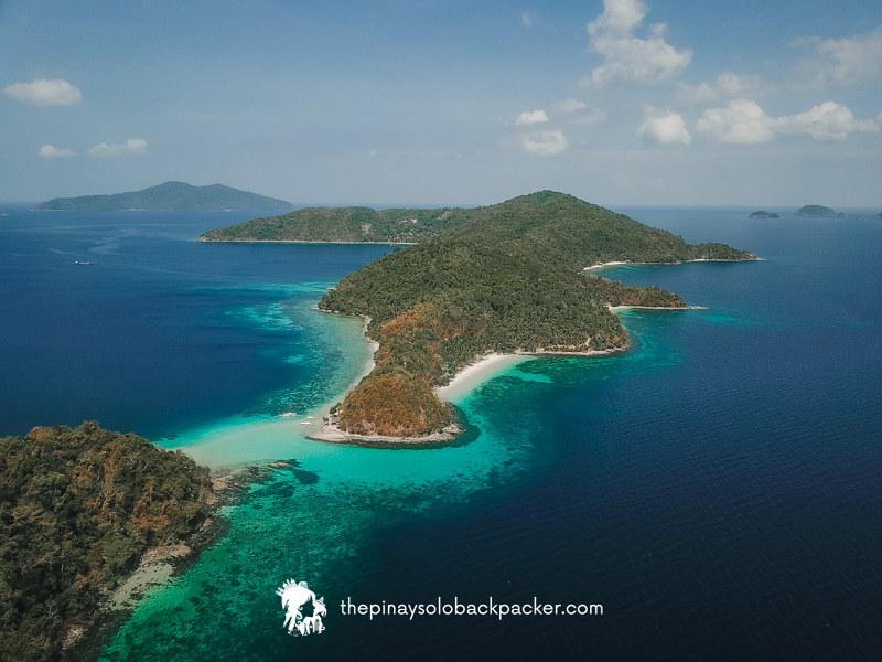 san vicente palawan island hopping