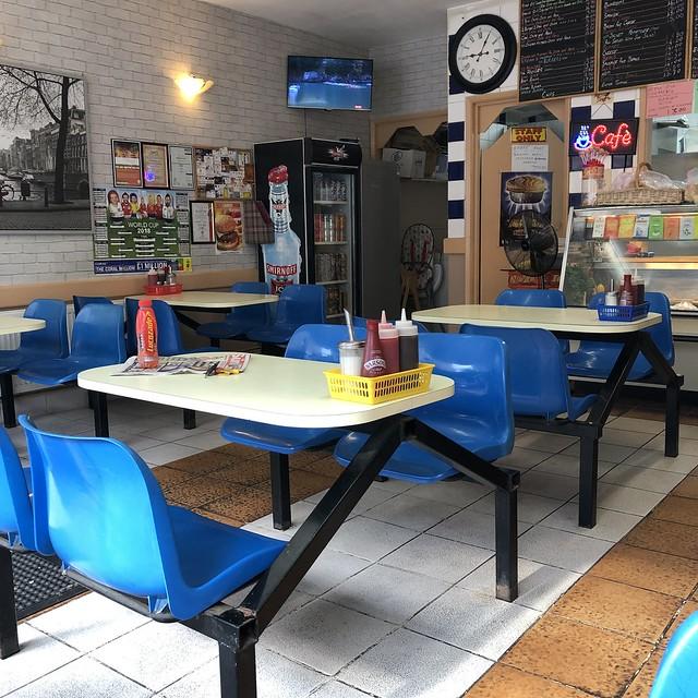 Happy Cafe, Downham Road
