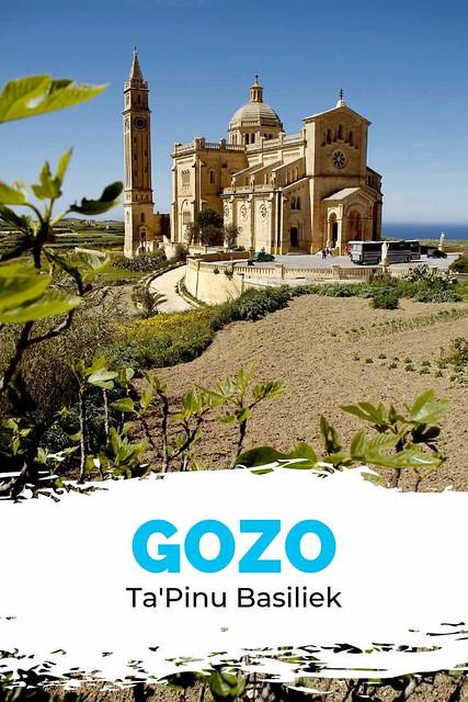 Gozo: basiliek Ta'Pinu. De leukste bezienswaardigheden op Gozo | Malta & Gozo