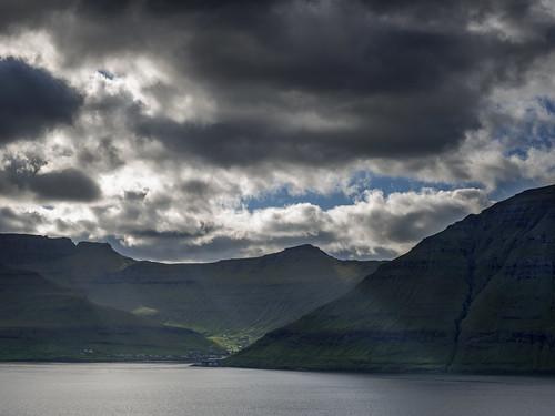 Faroe Clouds (I)