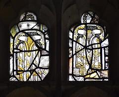 angel hands holding garments (15th Century)