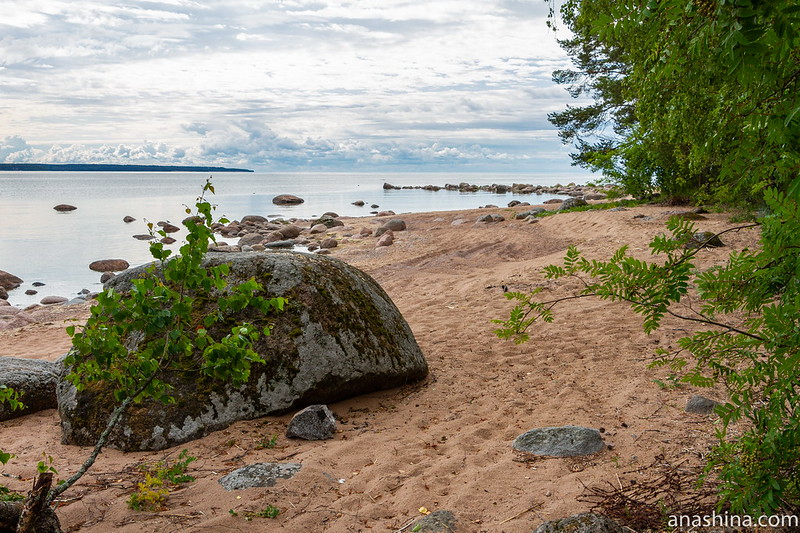 Мыс Кюрённиеми, Финский залив