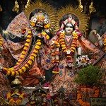 ISKCON Ujjain Deity Darshan 06 Aug 2019
