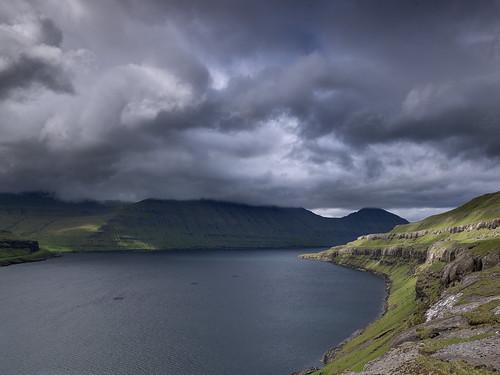 Faroe Clouds (III)