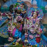 ISKCON Vrindavan Deity Darshan 06 Aug 2019
