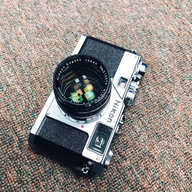 Nikon S3 2000年限定版旁軸機