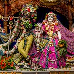 ISKCON Mayapur Deity Darshan 06 Aug 2019