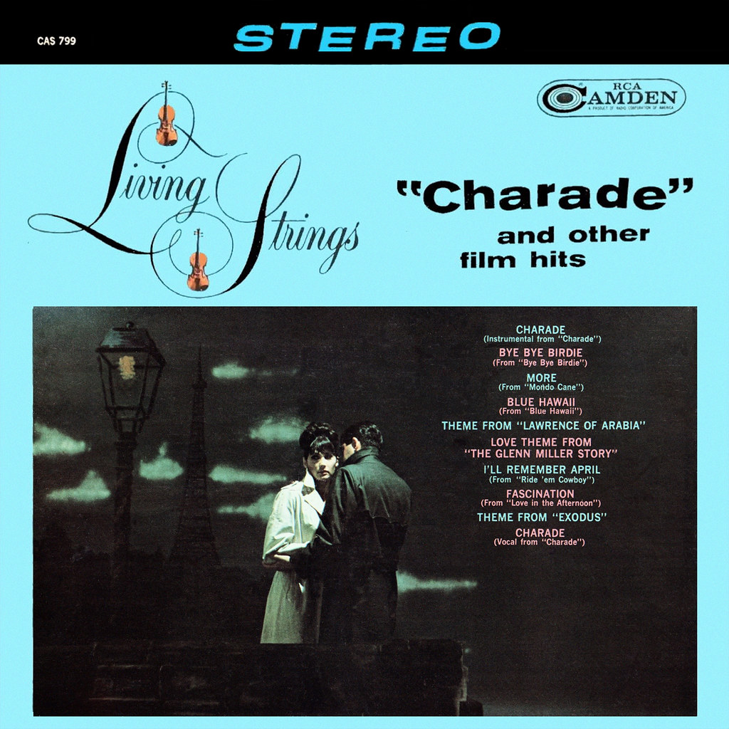 Living Strings - Charade and Other Film Hits