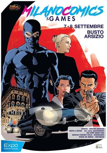 Milano Comics 2019 Manifesto