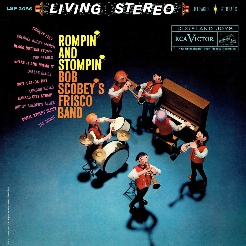 Bob Scobey - Rompin' And Stompin'