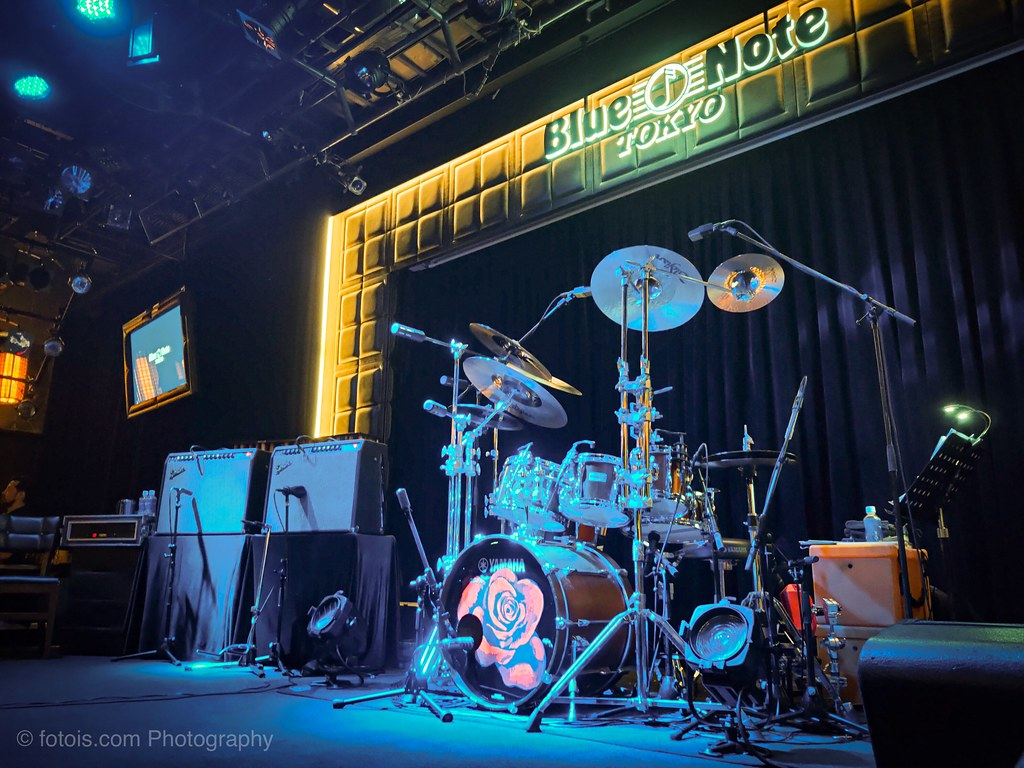 Bluenoto Tokyo - Mike Stern Band Live