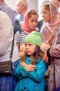 06.08.2019 | Литургия в церкви святых благоверных князей Бориса и Глеба