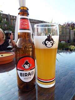 Cerana Beverages, Bira 91 White, India