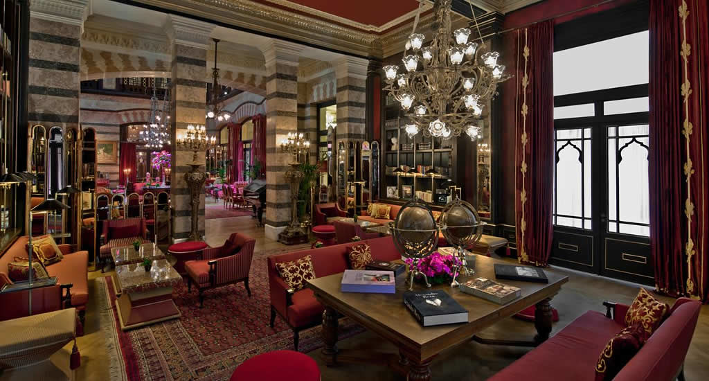 Pera Palace Hotel | Mooistestedentrips.nl