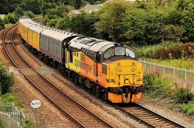 COLAS Rail 37219 - Kingsmill Reservoir