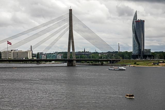 Rigs - Vanšu-Brücke