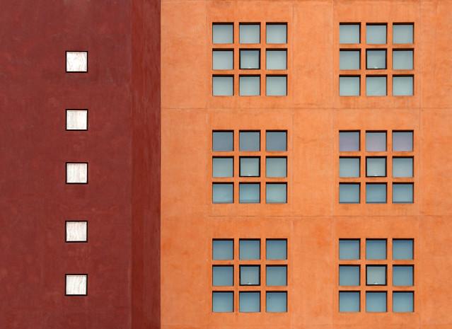 Bilbao in Squares