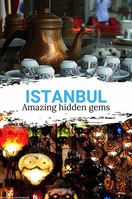 Hidden gems Istanbul | 7 amazing gems of Istanbul