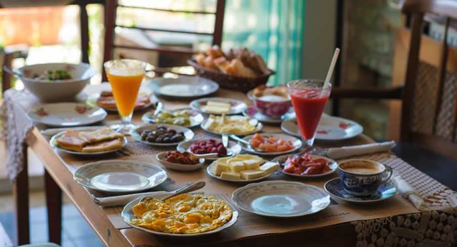 Brunch in Istanbul | Café Privato in Istanbul