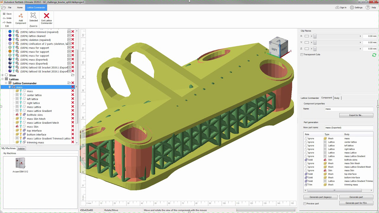 Working with Autodesk Netfabb Ultimate 2020 full license