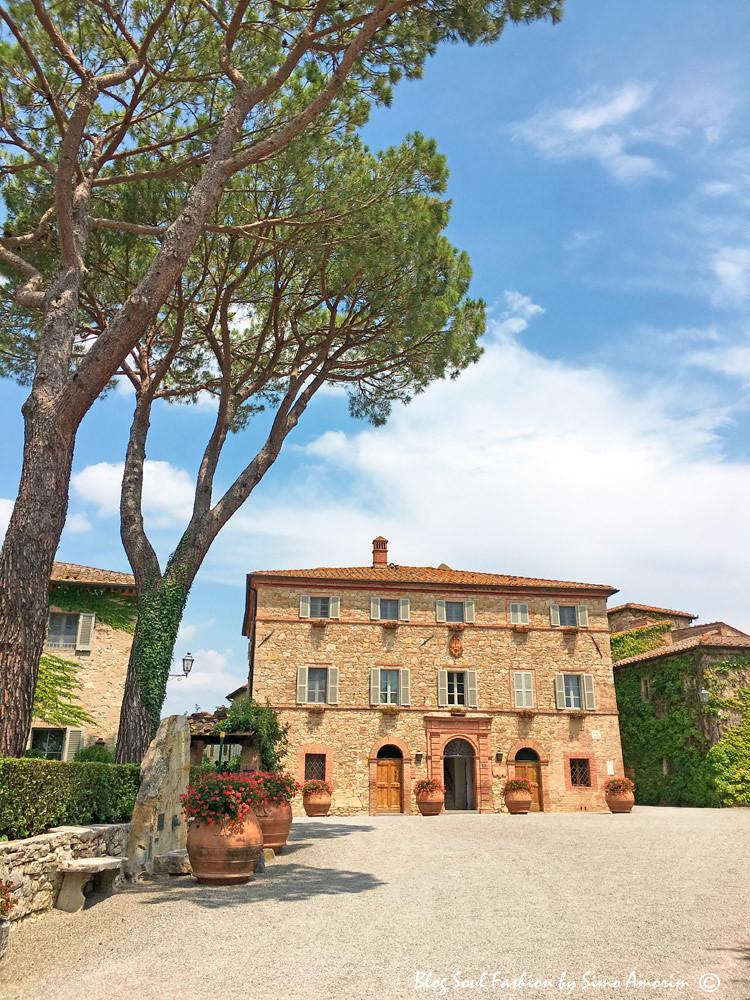 Borgo San Felice, um dos meus endereços preferidos na Itália