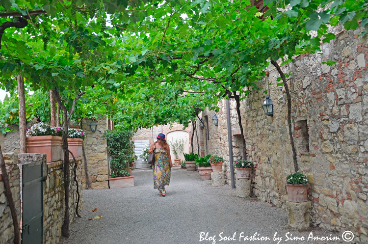 Até a próxima Borgo San Felice.