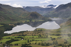 Crummock Water, The Lake District