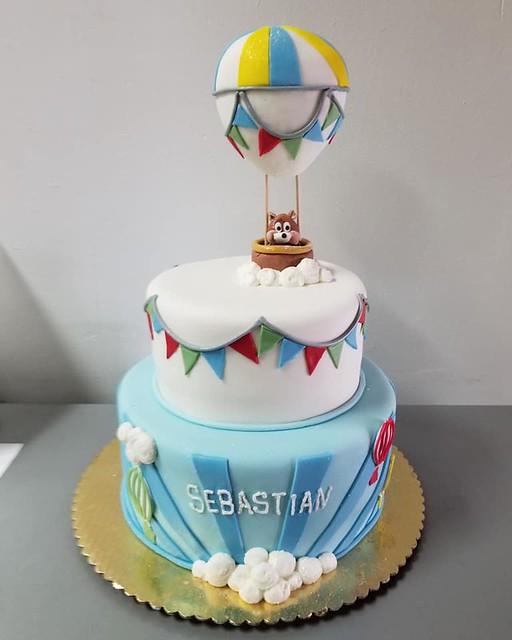 Cake by Selva's Cake Designers