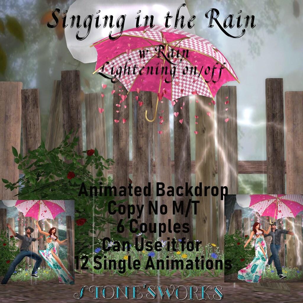 Singing in the Rain - TeleportHub.com Live!