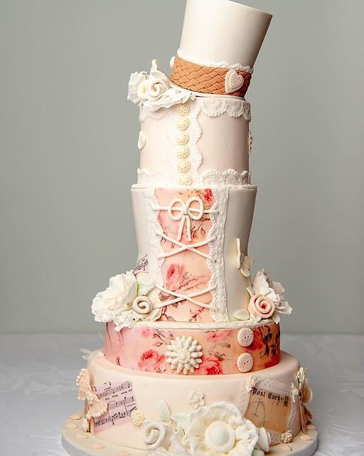 Cake by Rosehill Cake Studio
