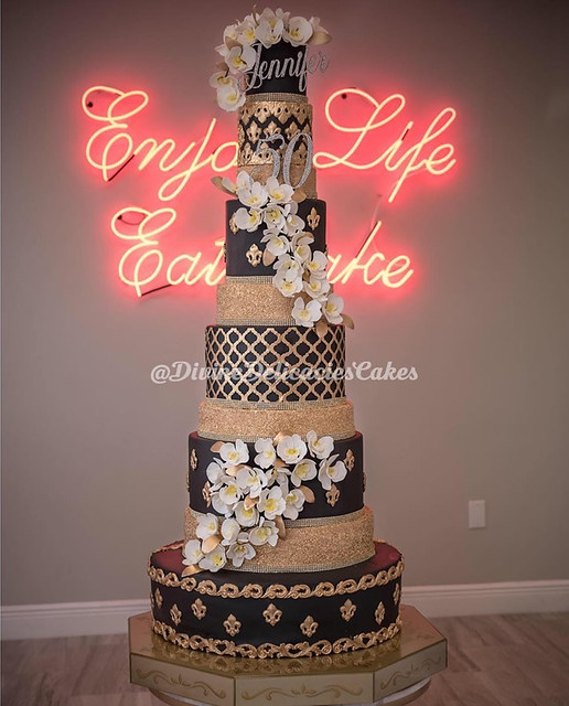 Cake by Divine Delicacies Custom Cakes
