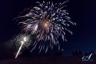 Bayfield Fireworks
