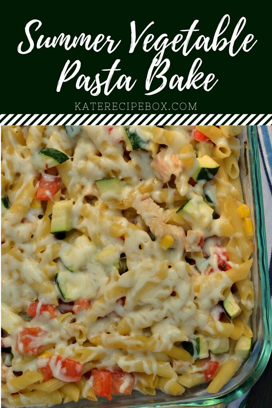 Summer Vegetable Pasta Bake