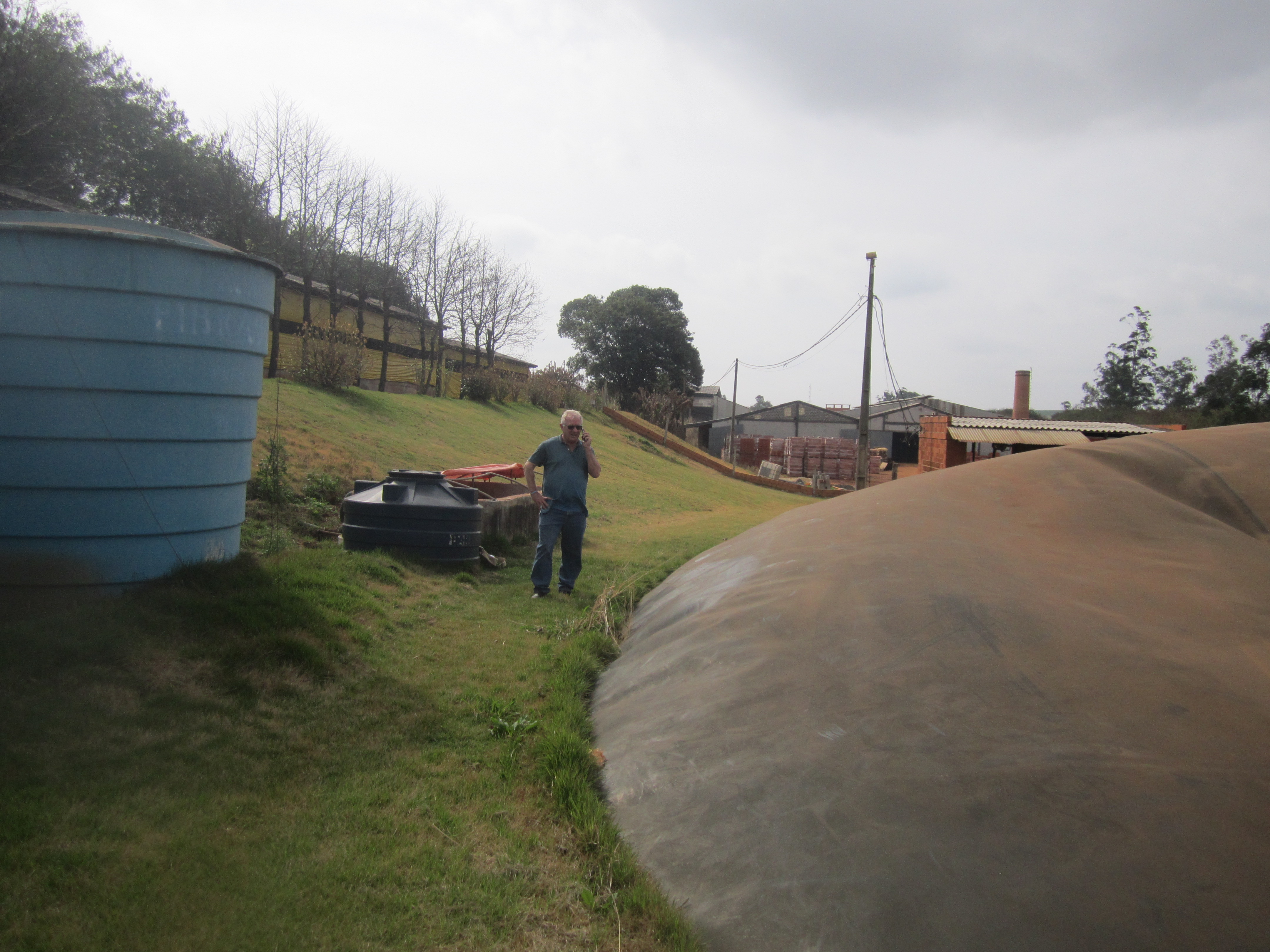 Producing Energy from Pig and Poultry Waste in Brazil