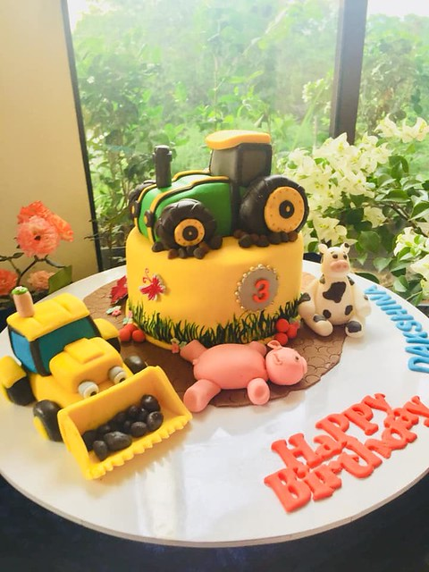 Cake by Priyanka Wijayakoon