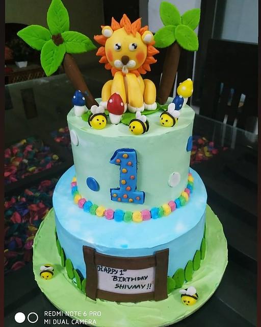 Cake by Anju Srivastava