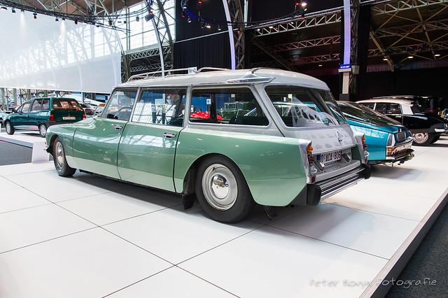 Citroën ID 20 Familiale - 1974