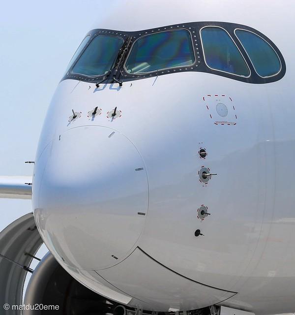 Nose Airbus A350