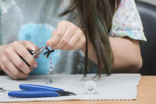 Trade up summer camp – Jewelry making and entrepreneurship