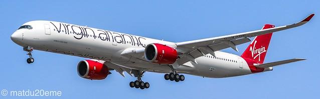 Airbus A350-1000 for Virgin Atlantic Airways (Mamma Mia)